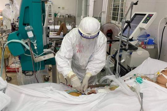 Ca tử vong thứ 59 có liên quan đến COVID-19 tại Việt Nam