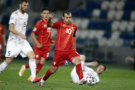 EURO 2020: Chuyên gia dự đoán tân binh Bắc Macedonia sẽ hạ Áo nhờ một lão tướng