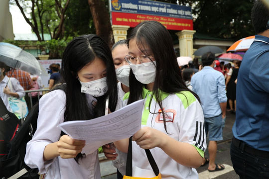 Đề thi và gợi ý lời giải môn Lịch sử trong kỳ thi vào lớp 10 tại Hà Nội