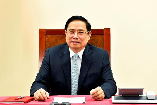Việt Nam và Pháp nhất trí hỗ trợ vắc xin COVID-19, phối hợp phục hồi kinh tế