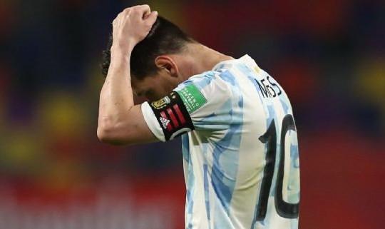 Chưa tiêm vắc xin, Messi lo 'ký hợp đồng với COVID-19' khi Venezuela mất 8 cầu thủ