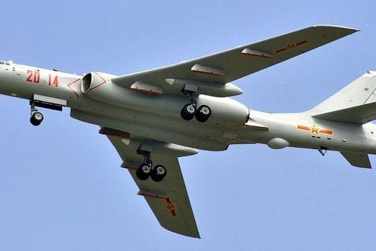 28 máy bay chiến đấu, ném bom hạt nhân và chống tàu ngầm Trung Quốc tiến sát Đài Loan sau hội nghị G7