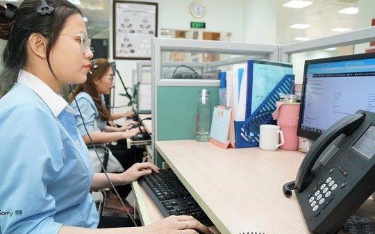 EVNSPC khuyến cáo khách hàng sử dụng điện báo liền 19001006 hoặc 19009000 khi gặp sự cố điện trong mùa mưa bão