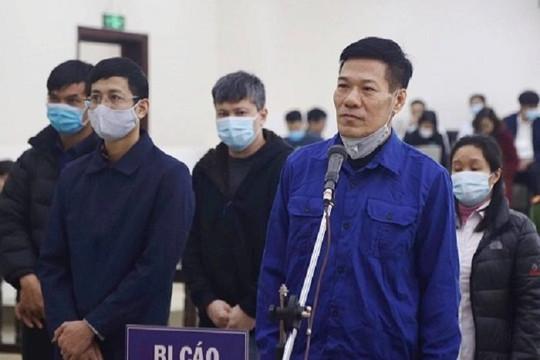 Cựu Giám đốc CDC Hà Nội kháng cáo bản án 10 năm tù