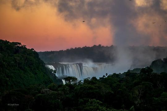 Nhật ký lữ hành Argentina - P.23: Iguazu, kỳ quan thiên nhiên của thế giới