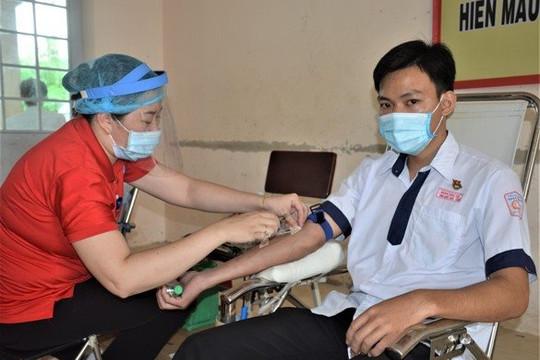 Sóc Trăng: Sôi động ngày hội hiến máu tình nguyện