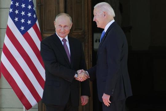 Hội nghị thượng đỉnh ở Geneva: Ông Biden gật đầu khi được hỏi Putin có đáng tin, Nhà Trắng liền thanh minh