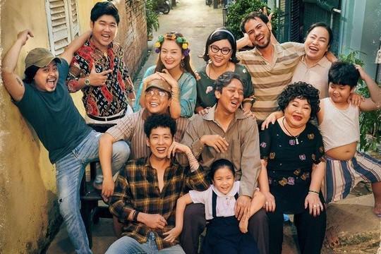 'Bố già' của Trấn Thành vượt mốc một triệu USD tại Mỹ