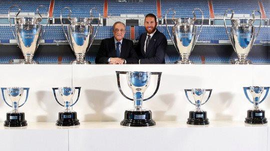 Ramos nghẹn ngào nói bị Real Madrid hủy hợp đồng 1 năm, không bao giờ khoác áo 1 CLB