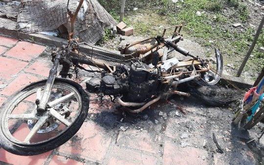 Sóc Trăng: Khởi tố vụ 1 căn nhà bị phóng hỏa lúc nửa đêm