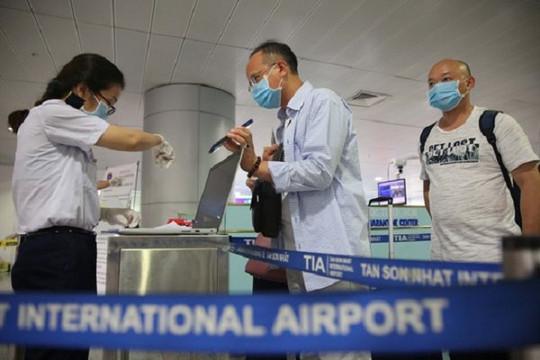 Chuyên gia, nhà ngoại giao nước ngoài vào Việt Nam phải cách ly ít nhất 21 ngày