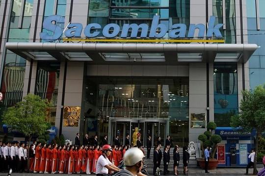 Chị gái Phó tổng giám đốc Sacombank bị xử phạt về giao dịch chứng khoán