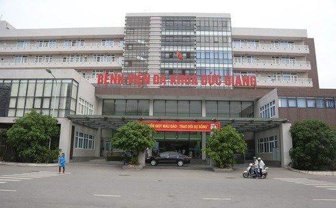 Bệnh viện đa khoa Đức Giang đón bệnh nhân trở lại, CDC Hà Nội phát thông báo tìm người