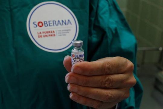 Cuba báo kết quả thử nghiệm 2/3 liều vắc xin Soberana 2, muốn chuyển giao công nghệ sản xuất Abdala cho Việt Nam