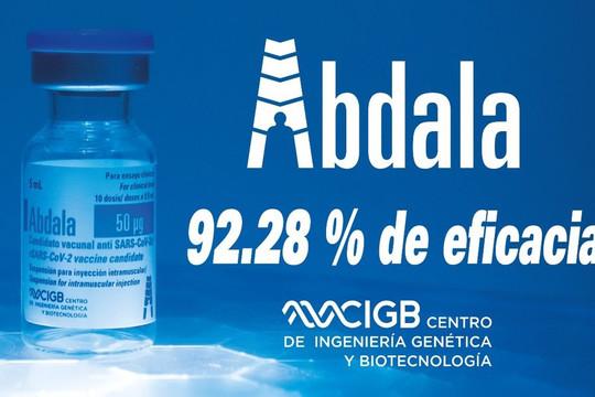 Vắc xin Abdala có hiệu quả 92,28%, Cuba muốn chuyển giao công nghệ sản xuất cho Việt Nam