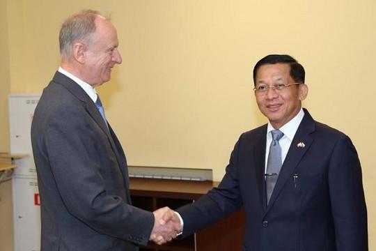 Tổng thống Putin không gặp Tướng Min Aung Hlaing, Nga vẫn cam kết tăng cường quan hệ với quân đội Myanmar
