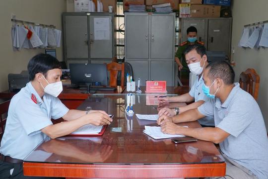 Thái Nguyên: Bình luận cho vui trên facebook, hai người bị xử phạt 5 triệu đồng