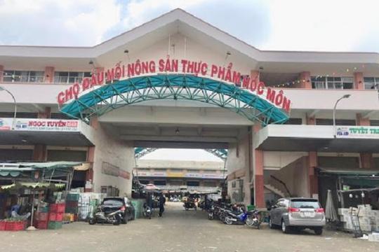TP.HCM: Truy tìm khẩn cấp những người đến chợ đầu mối Hóc Môn, Bình Điền, Sơn Kỳ