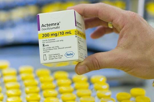 Mỹ phê duyệt thuốc Actemra giúp bệnh nhân COVID-19 giảm nguy cơ tử vong, tăng tốc độ hồi phục