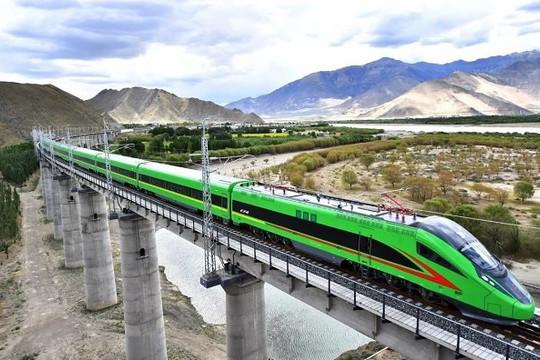 Tranh chấp biên giới Ấn - Trung: Cuộc chạy đua đường sắt