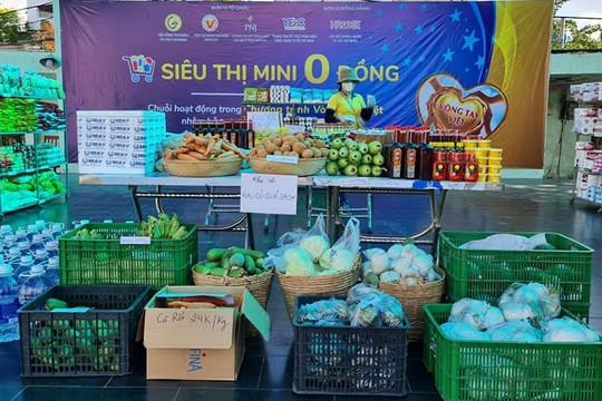 Mở siêu thị 0 đồng giúp người dân TP.HCM giảm bớt khó khăn trong đại dịch