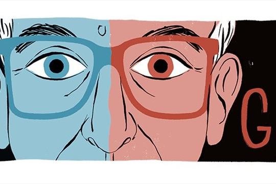 Đạo diễn lừng danh Krzysztof Kieślowski được Google Doodle tôn vinh trong ngày 27.6