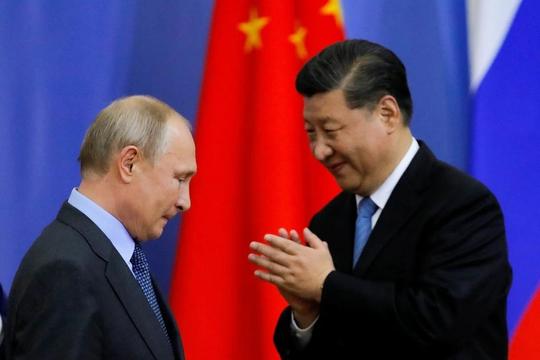 Trung, Nga xích lại gần nhau sau thượng đỉnh Biden - Putin