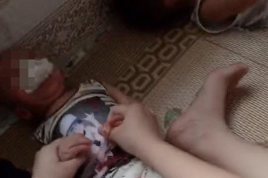 Thái Bình: Khởi tố hình sự vụ nhét giẻ vào miệng trẻ mầm non