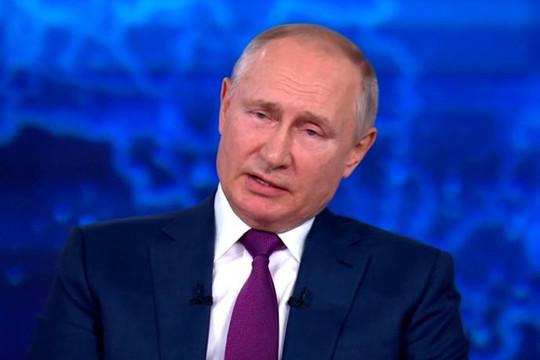 Ông Putin: Nga có đánh chìm tàu chiến Anh thì không chắc thế giới đã ở bên bờ vực Thế chiến thứ 3