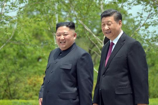 Ông Kim Jong-un cam kết nâng tầm quan hệ Triều Tiên với Trung Quốc khi COVID-19 đe dọa