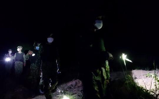 Kiên Giang: Hai người đàn ông nuôi tôm ở Campuchia nhập cảnh trái phép