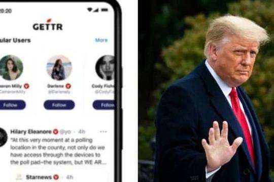 Nhóm của ông Trump ra mắt nền tảng mạng xã hội mới