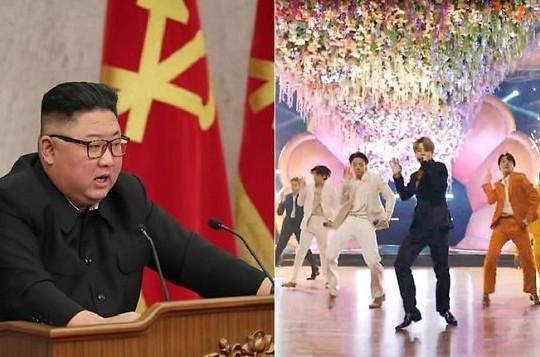 K-pop là mối đe dọa đối với ông Kim Jong-un