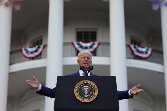 Ông Biden nói 'tiêm vắc xin là việc làm yêu nước nhất', kêu gọi người Mỹ chấm dứt đại dịch 1 lần và mãi mãi