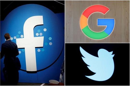 Facebook, Google, Twitter dọa 'rút khỏi' Hồng Kông