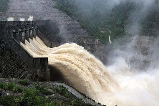 Nguy cơ bão lớn, miền Bắc lên phương án phòng lũ tại các hồ thủy điện
