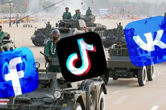 Sự hiếu chiến của binh đoàn 'anh hùng bàn phím' ủng hộ quân đội Myanmar trên mạng xã hội