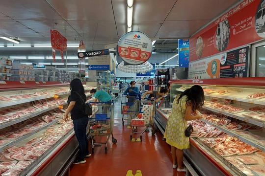 Từ hôm nay, các siêu thị TP.HCM đóng cửa trước 17 giờ