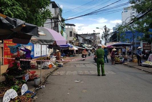 Cần Thơ: Phong tỏa 1.900 nhân khẩu sau khi bà bán bún dương tính SARS-CoV-2