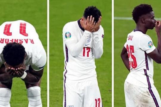 Clip 3 sao trẻ vào sân thay người đều đá hỏng penalty, Anh nhìn Ý vô địch EURO lần 2