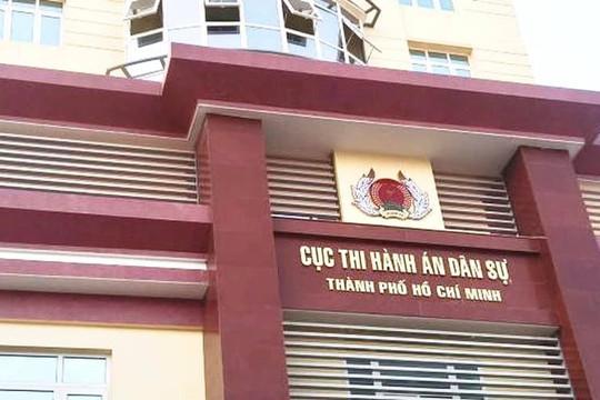 Liên quan vụ Hà Văn Thắm, nguyên Cục trưởng thi hành án dân sự TP.HCM bị cách chức bí thư