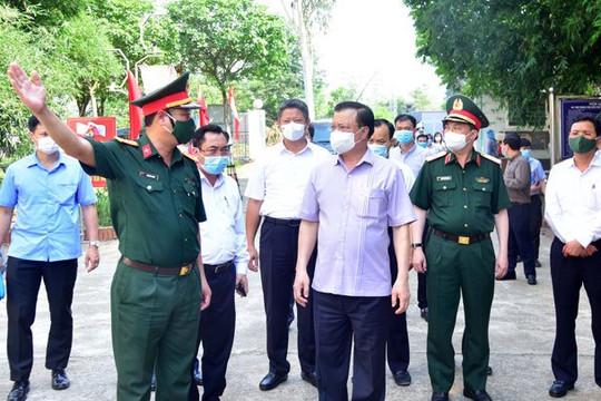 Bí thư Hà Nội: Dịch phức tạp một, chính quyền phải nỗ lực gấp mười để chặn