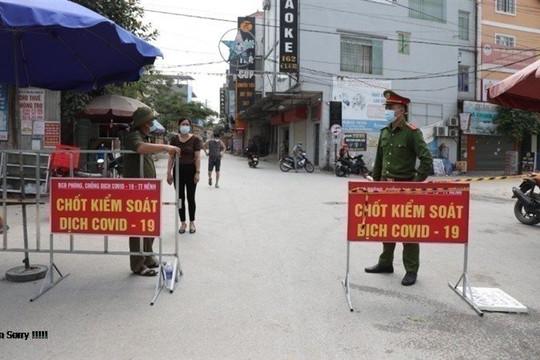 Thêm 6 người ở Hà Nội dương tính COVID-19, bị lây nhiễm cộng đồng