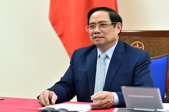 Thủ tướng đề nghị Israel hỗ trợ Việt Nam tiếp cận nguồn vắc xin COVID-19