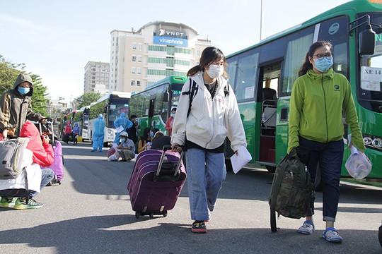 Quảng Nam chi 2 tỷ đồng đón người dân từ vùng dịch TP.HCM về quê