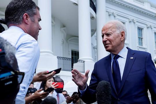 Ông Biden tố Facebook và các MXH 'đang giết người' vì cho đăng tin sai lệch về vắc xin COVID-19