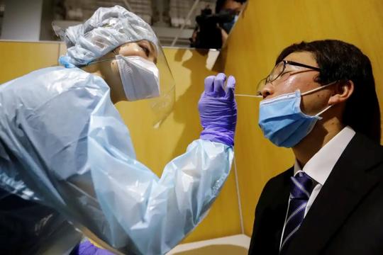 Nhật Bản phát triển thuốc thử mới phát hiện biến chủng Delta