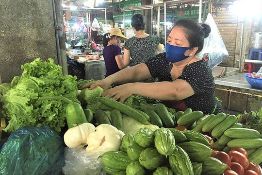 TP.HCM: Mở lại chợ truyền thống nhưng phải đảm bảo 5 điều kiện