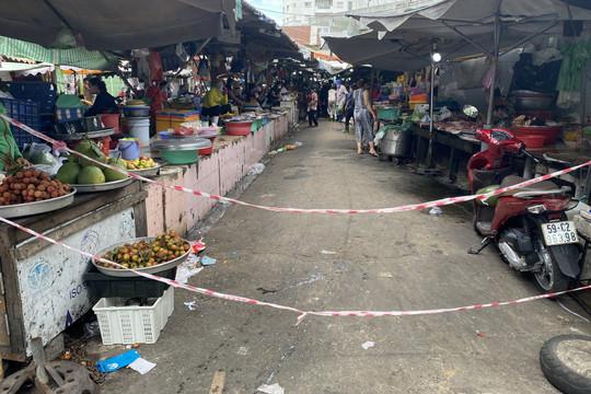 TP.HCM: 3 chợ truyền thống hoạt động trở lại