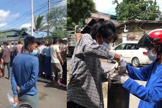 Y tế sụp đổ, số ca chết do COVID-19 cao kỷ lục, dân Myanmar tìm oxy cứu nhau như không có chính phủ